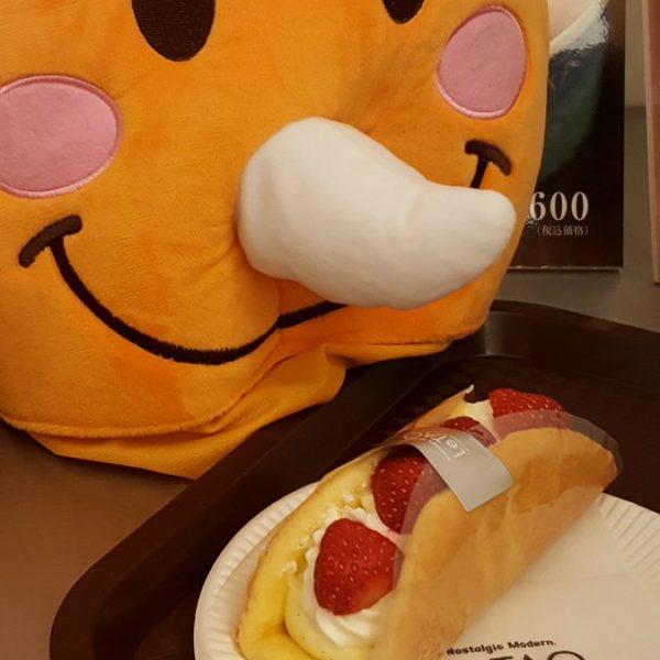 ケーキうまい!!
