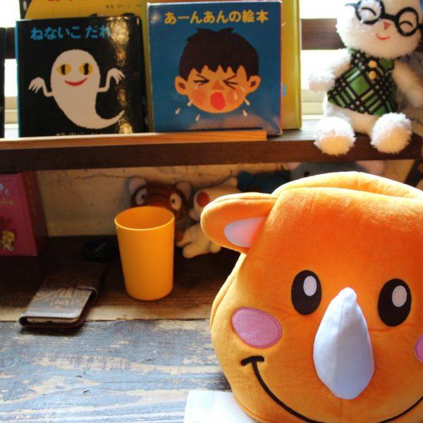 梅田「ペンネンネネム」さんへ行ってきたよ。メニューが絵本棚の中にあって、遊び心満載のお店さんでした。