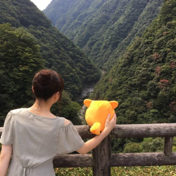 徳島〜山とツノっち、時々、ビジョ〜